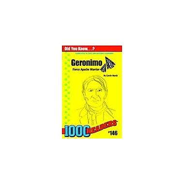 Gallopade International Geronimo History Workbook, Kindergarten - Grade 4 [eBook]