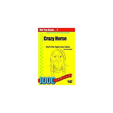 Gallopade International Crazy Horse History Workbook, Kindergarten - Grade 4 [eBook]
