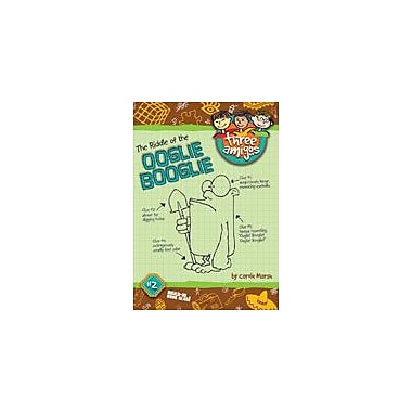 Gallopade International The Riddle of the Ooglie Booglie Reading & Writing Workbook, Grade 1 - Grade 3 [eBook]