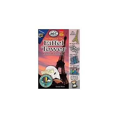 Gallopade International The Mystery At the Eiffel Tower (Paris, France) Reading & Writing Workbook, Grade 3 - Grade 6 [eBook]