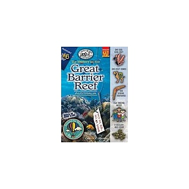 Gallopade International The Mystery On the Great Barrier Reef (Australia) Reading & Writing Workbook, Grade 3 - Grade 6 [eBook]