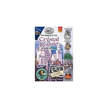 Gallopade International The Mystery of the Crystal Castle (Bavaria, Germany) Workbook, Grade 3 - Grade 6 [eBook]
