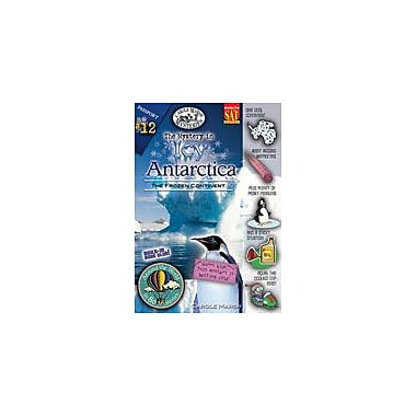 Gallopade International The Mystery In Icy Antarctica (The Frozen Continent) Workbook, Grade 3 - Grade 6 [eBook]