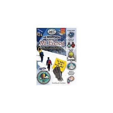 Gallopade International The Breathtaking Mystery On Mt. Everest (The Top of the World) Workbook, Grade 3 - Grade 6 [eBook]