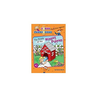 Gallopade International The Riddle of the Missing Puppies Reading & Writing Workbook, Grade 1 - Grade 3 [eBook]