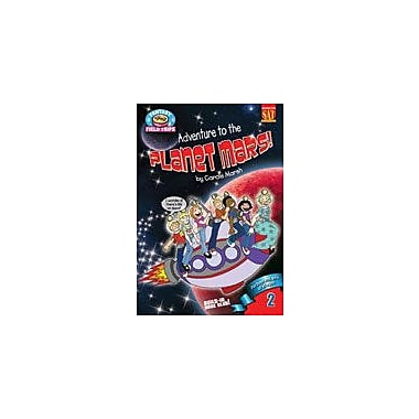 Gallopade International Adventure to the Planet Mars! Reading & Writing Workbook, Grade 3 - Grade 6 [eBook]