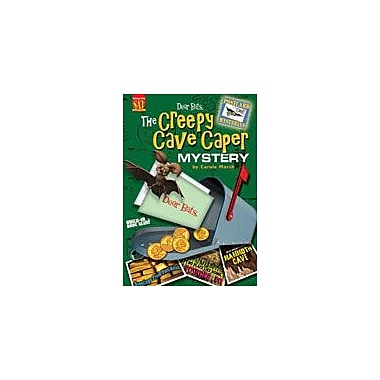 Gallopade International Dear Bats: the Creepy Cave Caper Reading & Writing Workbook, Grade 3 - Grade 6 [eBook]