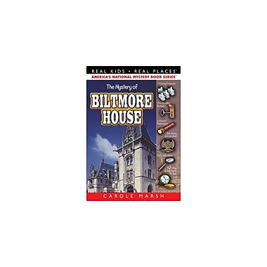 Gallopade International The Mystery of Biltmore House Reading & Writing Workbook, Grade 3 - Grade 6 [eBook]