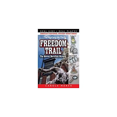 Gallopade International The Mystery On the Freedom Trail Reading & Writing Workbook, Grade 3 - Grade 6 [eBook]