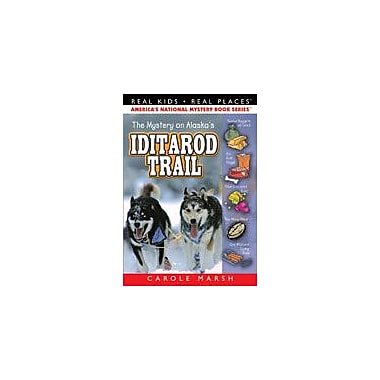 Gallopade International The Mystery On the Iditarod Trail Reading & Writing Workbook, Grade 3 - Grade 6 [eBook]