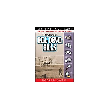 Gallopade International The Mystery At Kill Devil Hills Reading & Writing Workbook, Grade 3 - Grade 6 [eBook]
