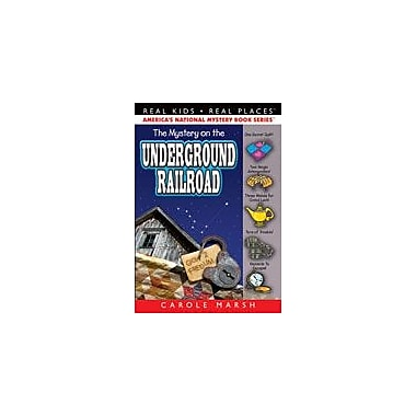 Gallopade International The Mystery On the Underground Railroad Reading & Writing Workbook, Grade 3 - Grade 6 [eBook]