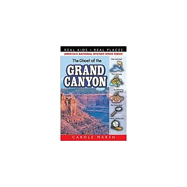 Gallopade International The Ghost of the Grand Canyon Reading & Writing Workbook, Grade 3 - Grade 6 [eBook]