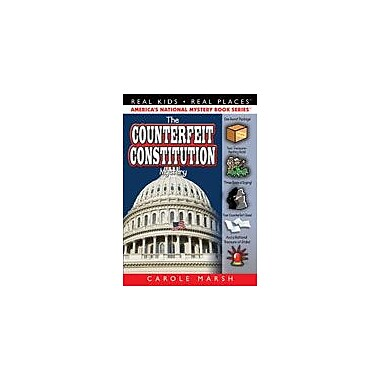 Gallopade International The Counterfeit Constitution Mystery Reading & Writing Workbook, Grade 3 - Grade 6 [eBook]