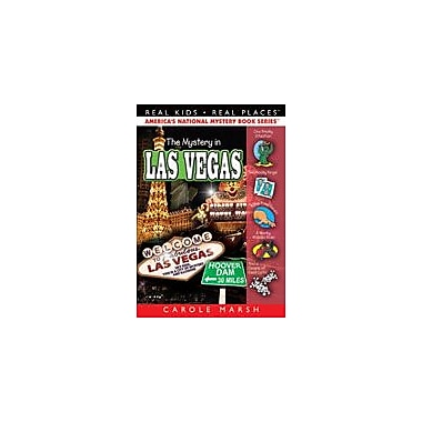 Gallopade International The Mystery In Las Vegas Reading & Writing Workbook, Grade 3 - Grade 6 [eBook]