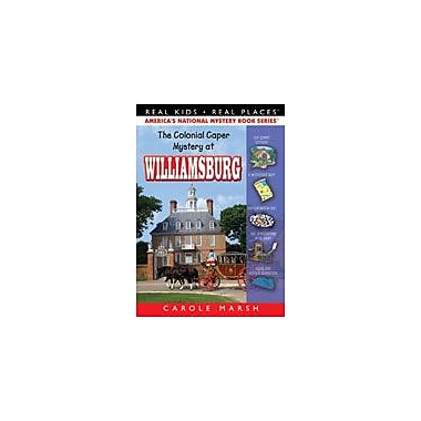 Gallopade International The Secrets Galore Mystery At Historic Williamsburg Workbook, Grade 4 - Grade 6 [eBook]