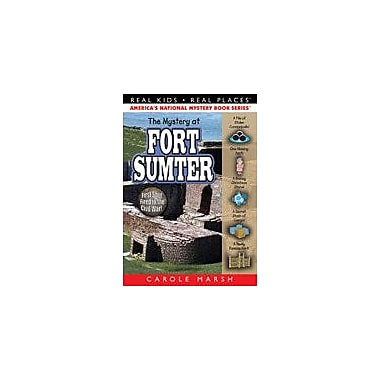 Gallopade International The Mystery At Fort Sumter Reading & Writing Workbook, Grade 3 - Grade 6 [eBook]