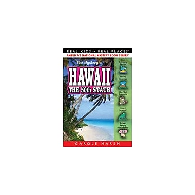 Gallopade International The Mystery In Hawaii Reading & Writing Workbook, Grade 3 - Grade 6 [eBook]