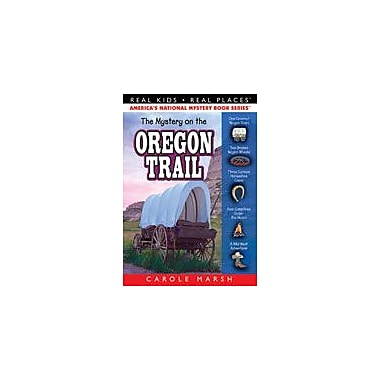 Gallopade International The Mystery On the Oregon Trail Reading & Writing Workbook, Grade 3 - Grade 6 [eBook]