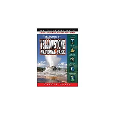 Gallopade International The Mystery At Yellowstone National Park Reading & Writing Workbook, Grade 3 - Grade 6 [eBook]
