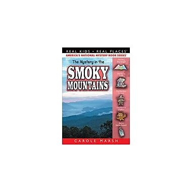 Gallopade International The Mystery In the Smoky Mountains Reading & Writing Workbook, Grade 3 - Grade 6 [eBook]
