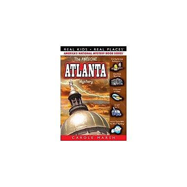 Gallopade International The Awesome Atlanta Mystery Reading & Writing Workbook, Grade 2 - Grade 8 [eBook]