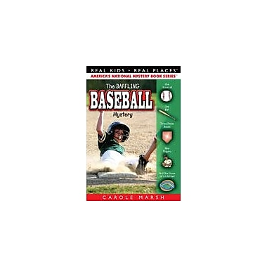 Gallopade International The Baseball Mystery Reading & Writing Workbook, Grade 2 - Grade 8 [eBook]