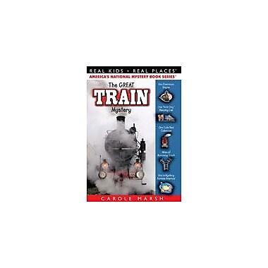 Gallopade International The Great Train Mystery Reading & Writing Workbook, Grade 2 - Grade 8 [eBook]