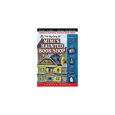 Gallopade International The Mystery of Mimi's Haunted Book Shop Reading & Writing Workbook, Grade 2 - Grade 8 [eBook]