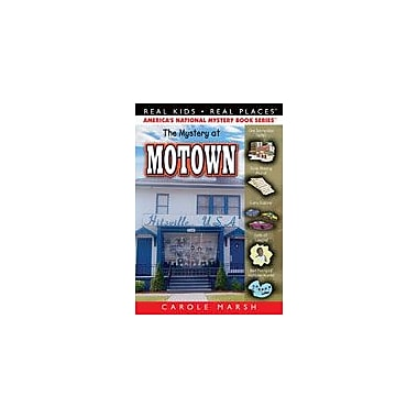 Gallopade International The Mystery At Motown Reading & Writing Workbook, Grade 4 - Grade 6 [eBook]