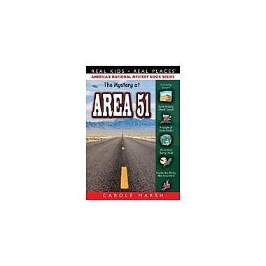 Gallopade International The Mystery At Area 51 Reading & Writing Workbook, Grade 4 - Grade 6 [eBook]