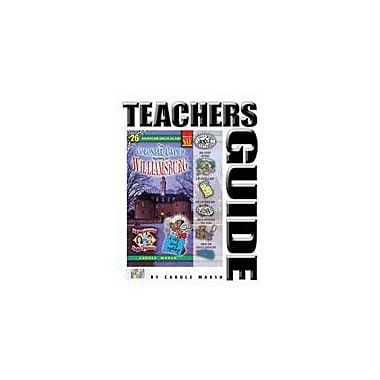 Gallopade International The Colonial Caper Mystery At Williamsburg Teacher's Guide Workbook, Grade 4 - Grade 6 [eBook]