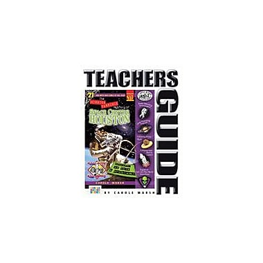 Gallopade International The Mission Possible Mystery At Space Center Houston Teacher's Guide Workbook, Grade 4 - Grade 6 [eBook]