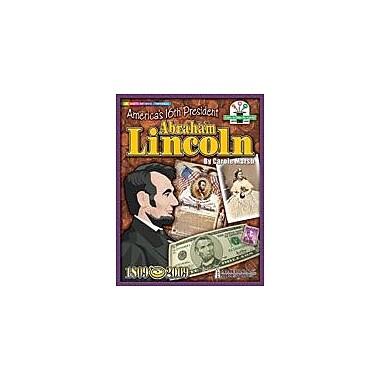 Gallopade International Abraham Lincoln: America's 16th President History Workbook, Grade 2 - Grade 8 [eBook]