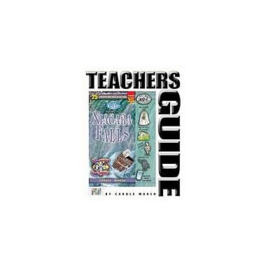 Gallopade International The Wild Water Mystery of Niagara Falls Teacher's Guide Workbook, Grade 4 - Grade 6 [eBook]
