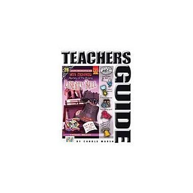 Gallopade International The Madcap Mystery of the Missing Liberty Bell Teacher's Guide Workbook, Grade 4 - Grade 6 [eBook]