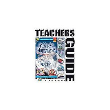 Gallopade International The Mystery In the Rocky Mountains Teacher's Guide Reading & Writing Workbook, Grade 4 - Grade 6 [eBook]