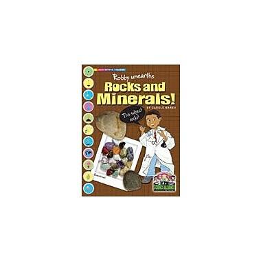 Gallopade International Robby Unearths Rocks and Minerals Science Workbook, Grade 2 - Grade 7 [eBook]