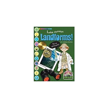 Gallopade International Luke Surveys Landforms Science Workbook, Grade 2 - Grade 7 [eBook]