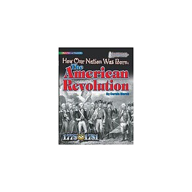 Gallopade International The American Revolution: How Our Nation Was Born History Workbook, Grade 3 - Grade 8 [eBook]