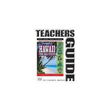 Gallopade International The Mystery In Hawaii Teacher's Guide Reading & Writing Workbook, Grade 4 - Grade 6 [eBook]