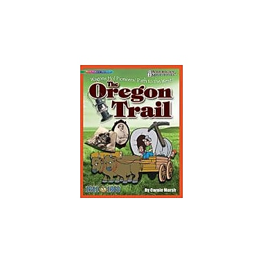 Gallopade International Wagons Ho! Pioneers' Path to the West!: the Oregon Trail History Workbook, Grade 4 - Grade 12 [eBook]