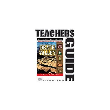 Gallopade International The Mystery At Death Valley Teacher's Guide Reading & Writing Workbook, Grade 4 - Grade 6 [eBook]
