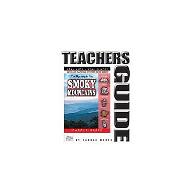 Gallopade International The Mystery In the Smoky Mountains Teacher's Guide Reading & Writing Workbook, Grade 4 - Grade 6 [eBook]
