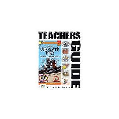 Gallopade International The Mystery In Chocolate Town..Hershey, Pennsylvania Teacher's Guide Workbook, Grade 4 - Grade 6 [eBook]