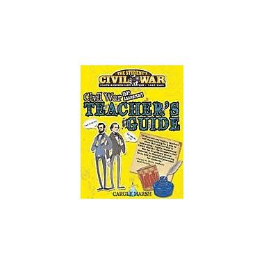 Gallopade International 150th Anniversary Civil War Teacher's Guide History Workbook, Grade 4 - Grade 8 [eBook]