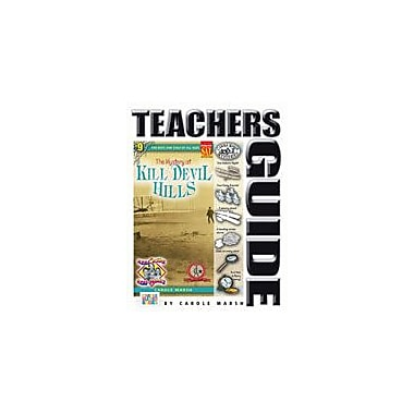Gallopade International The Mystery At Kill Devil Hills Teacher's Guide Reading & Writing Workbook, Grade 4 - Grade 6 [eBook]