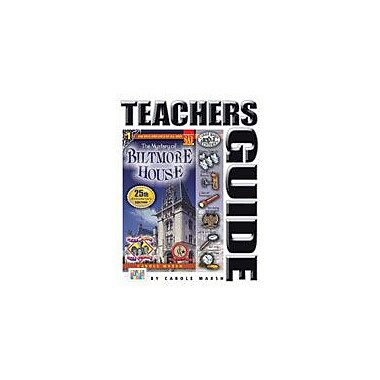 Gallopade International The Mystery of Biltmore House Teacher's Guide Reading & Writing Workbook, Grade 4 - Grade 6 [eBook]