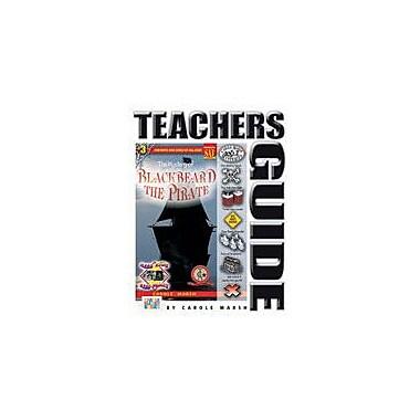 Gallopade International The Mystery of Blackbeard the Pirate Teacher's Guide Workbook, Grade 4 - Grade 6 [eBook]