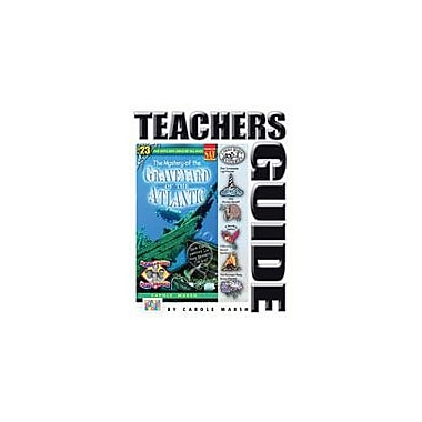 Gallopade International The Mystery of the Graveyard of the Atlantic Teacher's Guide Workbook, Grade 4 - Grade 6 [eBook]